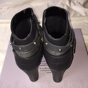 Jennifer Lopez Shoes - Black ankle boots